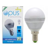 2 x Iris Vintage Green Golfball Round Lamp Bulb 240V 25W BC Globe Light Bulb